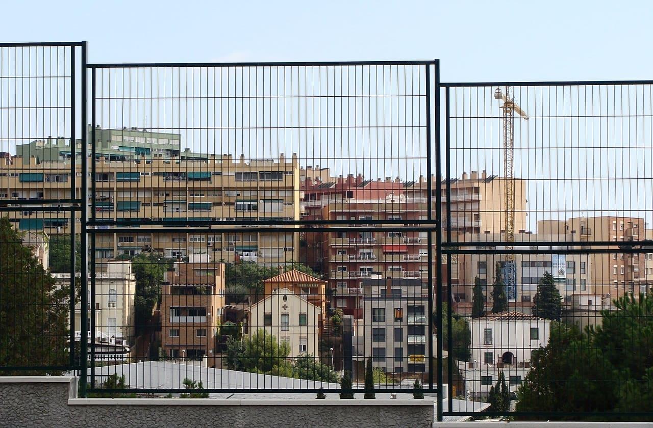 3Д забор в Кольчугино